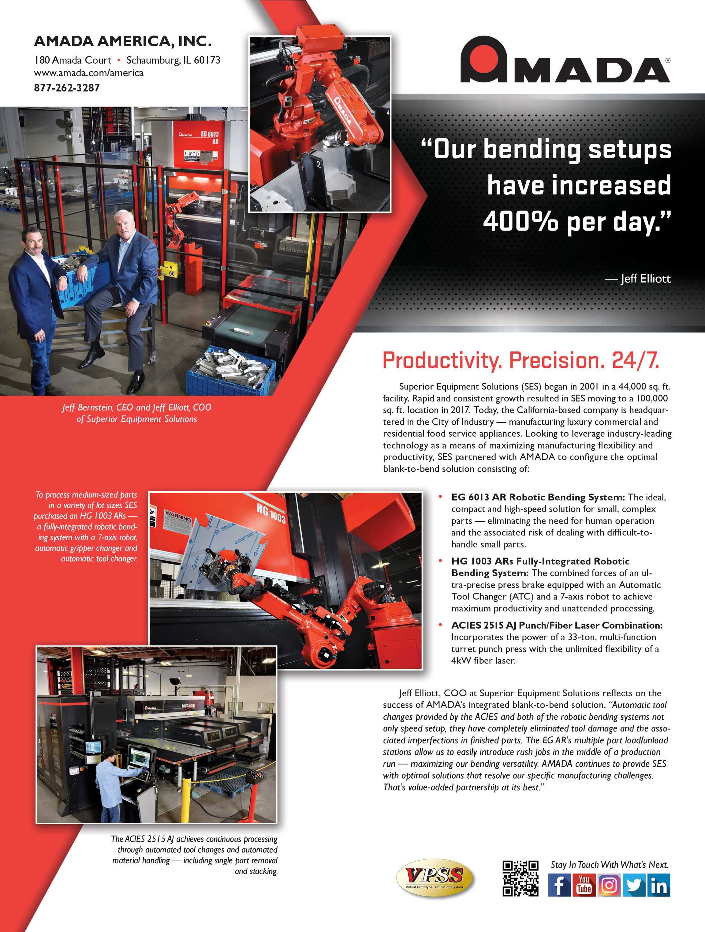 The Fabricator - August 2019 - page 8