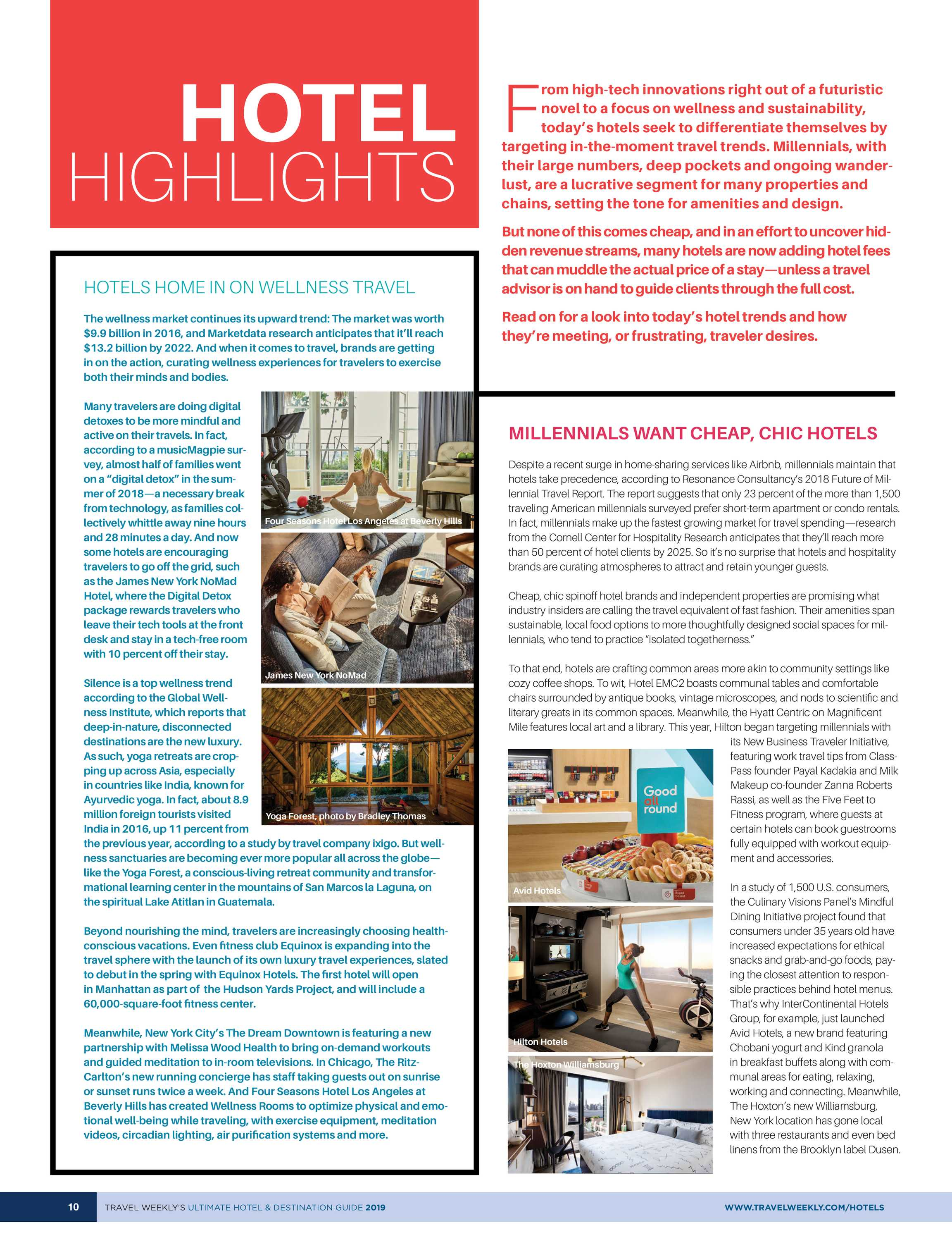 4efacdd8e3ef Travel Weekly - Ultimate Hotel   Destination Guide 2019 - page 11