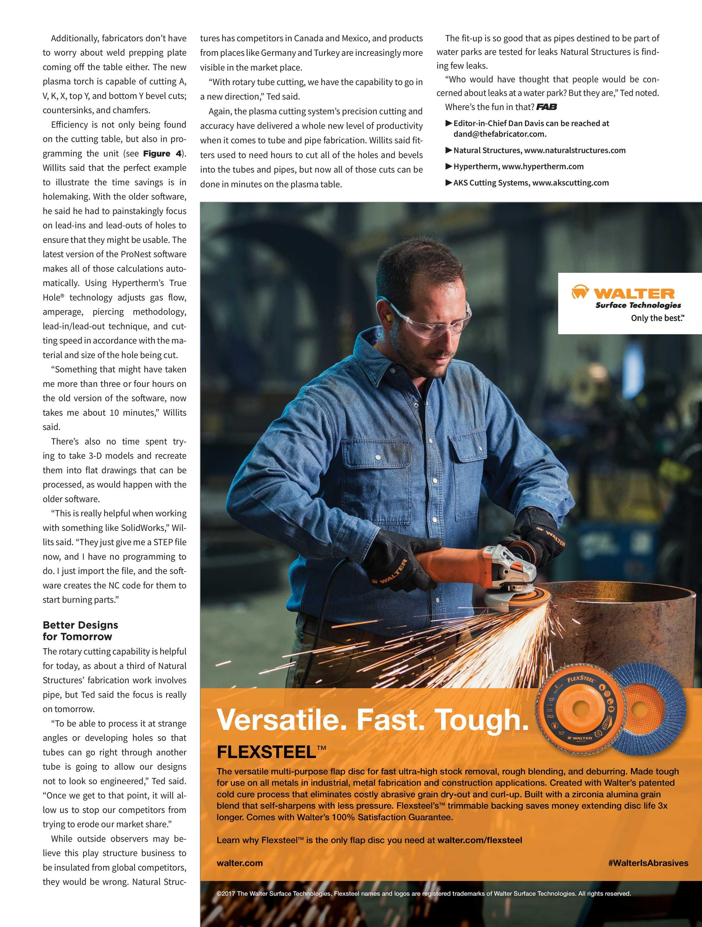 The Fabricator - April 2018 - page 82