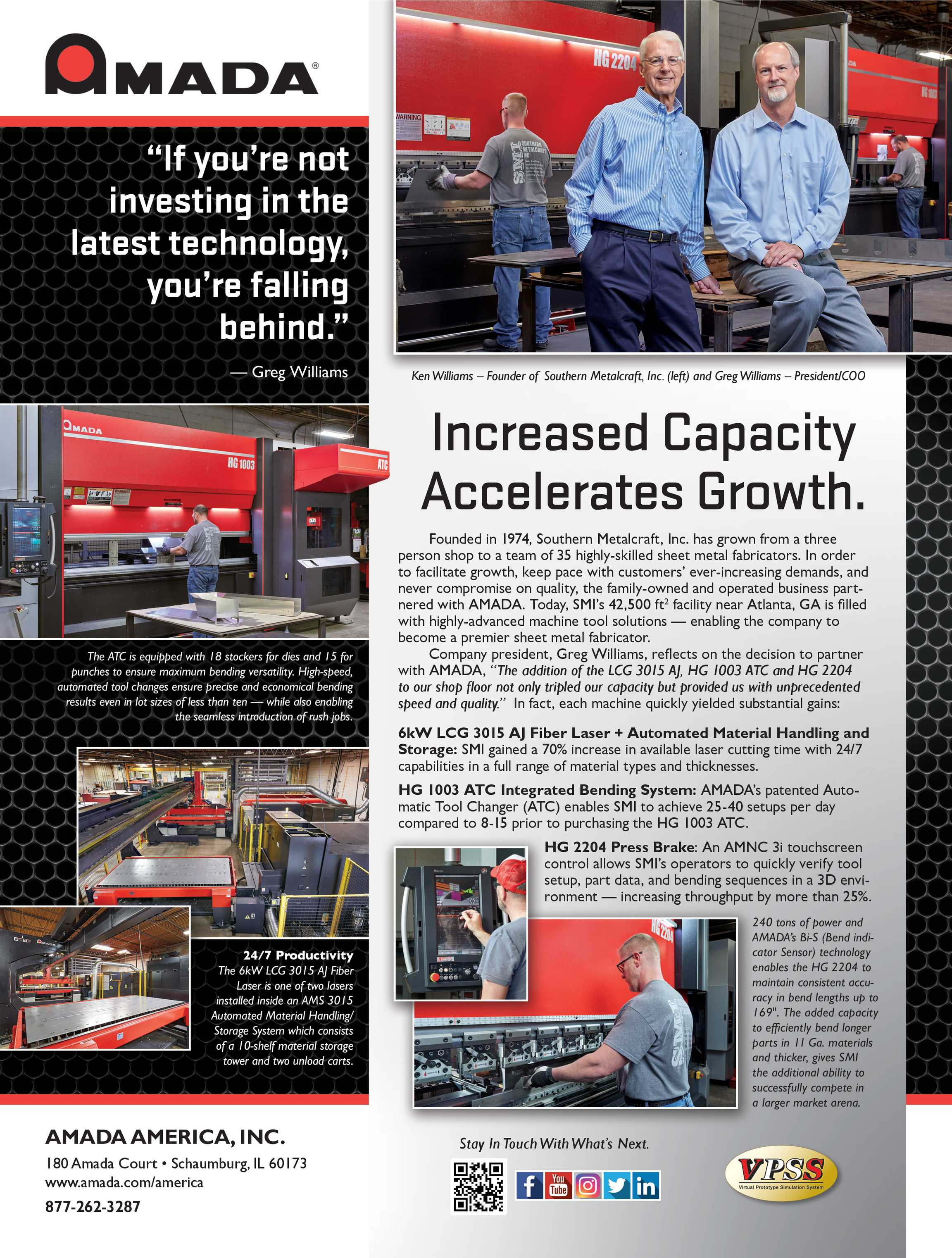 The Fabricator - August 2018 - page 8